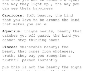 aquarius, beauty, and fact image