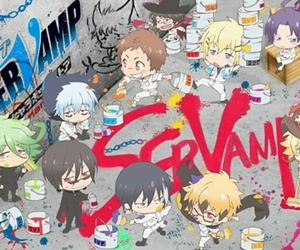 servamp, anime, and kawaii image