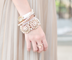 bracelet, ring, and accessories image