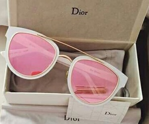 pink, dior, and summer image