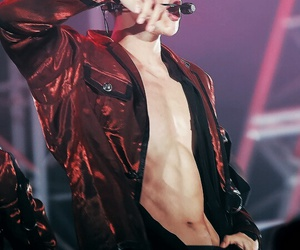 abs, exo, and exom image