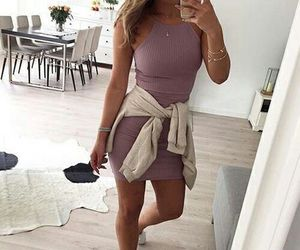 fashion, fringues, and outfits image