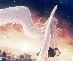 anime, kawaii, and angel beats image