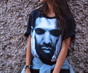 Drake, look, and michelle garcia image