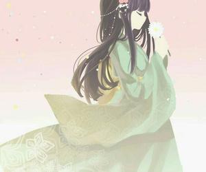 anime girl, kawaii, and sousei no onmyouji image