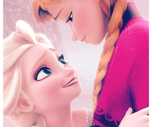 anna, sven, and frozen image