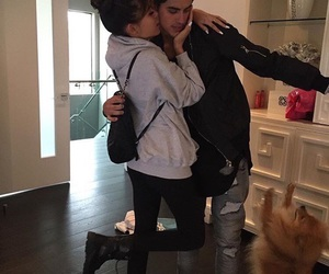 couple, madison beer, and love image