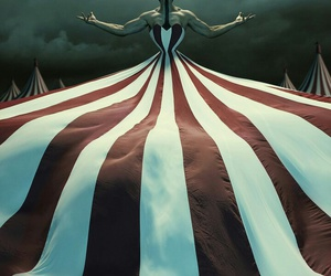 ahs, freak show, and american horror story image