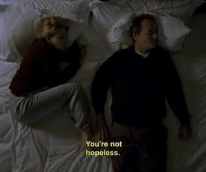 lost in translation, movie, and quote image