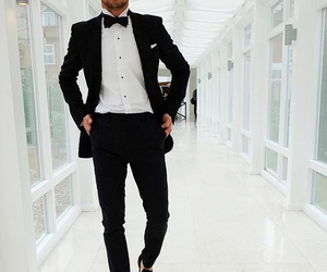 classy and man image