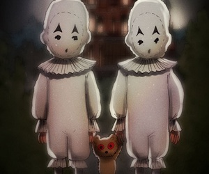 twins and miss peregrine image