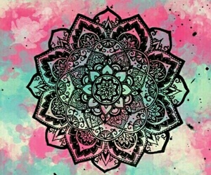 mandala, wallpaper, and background image