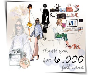 chic, followers, and style image