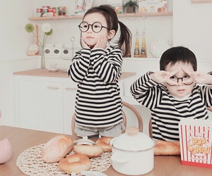 cute, asian, and kids image