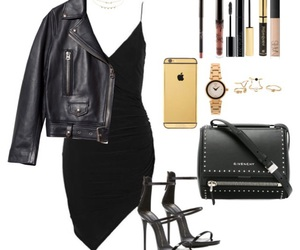 black, stylé, and chic image