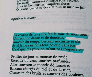 book, french, and phrase image