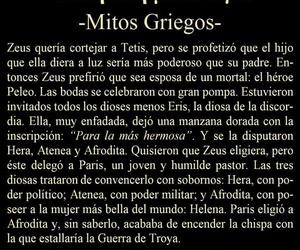 Zeus, griegos, and literatura image