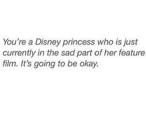 princess, disney, and quotes image
