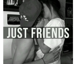 what and justfriends image