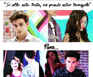 soy luna, lutteo, and disney channel image