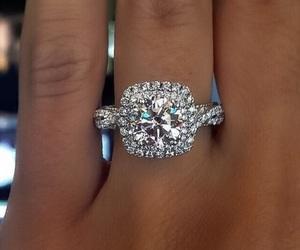 brilliant, diamond, and jewelry image