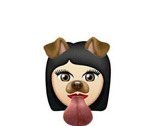 snapchat and emoji image