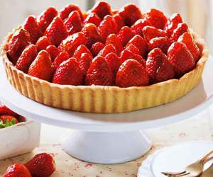 baking, delicious, and white image