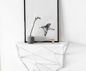 white, decoration, and interior image