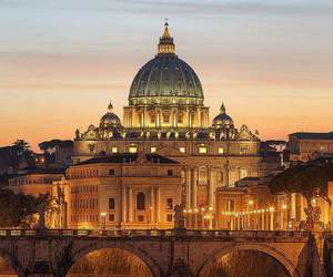 italy, rome, and river image