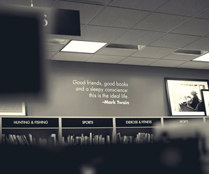 books, words, and friends image