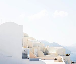 Greece, white, and sky image