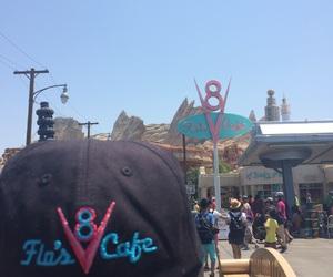 apparel, california, and california adventure image