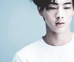 actor, korean, and ji soo image