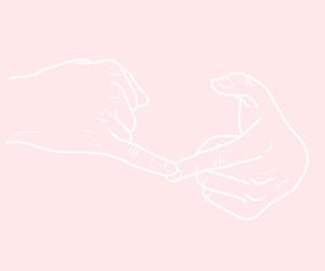Logo, pastel, and pink image