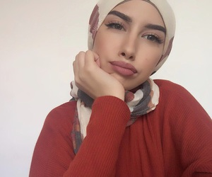 moroccan, spanish, and hijab style image