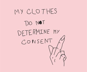 pink, quotes, and clothes image