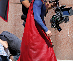 Supergirl, superman, and tyler hoechlin image