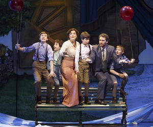 broadway, finding neverland, and george image