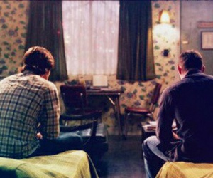 spn, supernatural, and wincest image