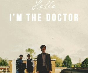 doctor who, amy pond, and the eleventh hour image