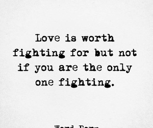 couples, fighting, and quotes image