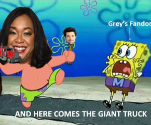 fan, fandom, and Greys image