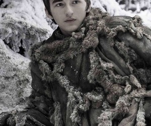 bran, game of thrones, and winterfell image