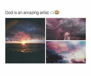 sky, artist, and beautiful image