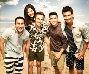 big time rush, victoria justice, and btr image
