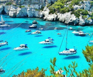 boats and sea image