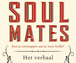 book, soulmates, and yves image