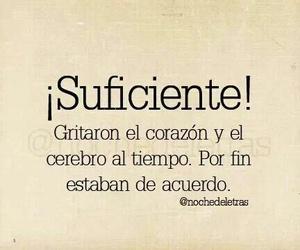 frases, español, and sad image