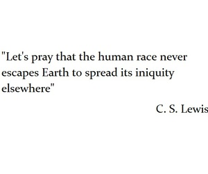 book, cs lewis, and earth image