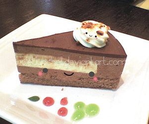 cake, cute, and kawaii image
